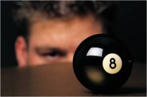 "Is your crystal ball putting you behind the 8-Ball?  ""Answer hazy, ask again later""...when your data's clean."